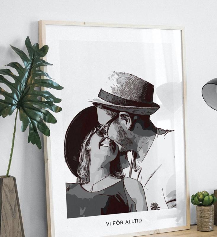 Kärleks poster